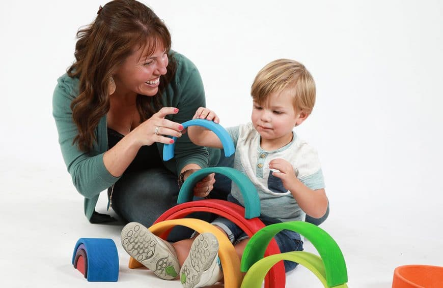 Gross motor skills activities for toddlers and infants